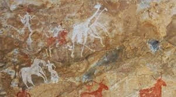 Kondoa Irangi Rock Painting